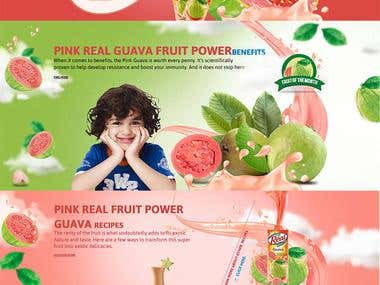 Dabur Real Fruit Power