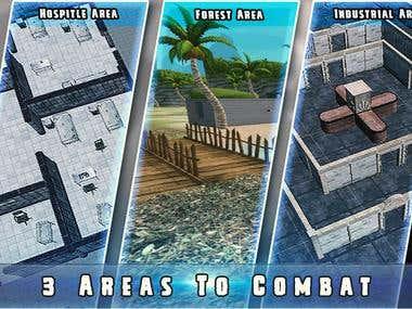 Battleground : Combat & Domination