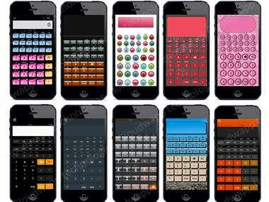 SCIENTIFIC CALCULATOR- IOS & ANDROID
