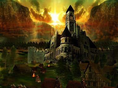 Medievel Castle