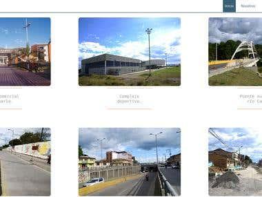 Conexpe S.A. Web Site