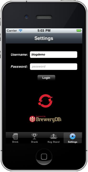 Mongo DB & Mobile app.