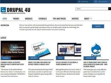 Drupal 4U · New York