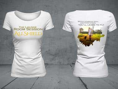 T-shirt-Mock up