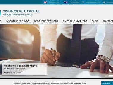 Vision Wealth Capital · Cayman
