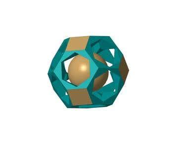 3D Design example