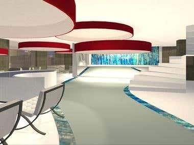 Hotel Lobby Designs