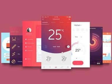 Cool UI and Animations