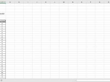 Extract data from +500 spreadsheets and process it
