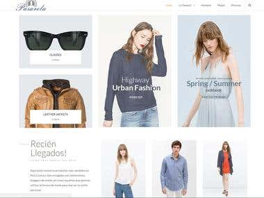 Wordpress_WooCommerce Project