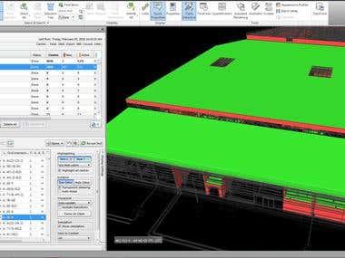 Autodesk Revit/3D BIM Modeling