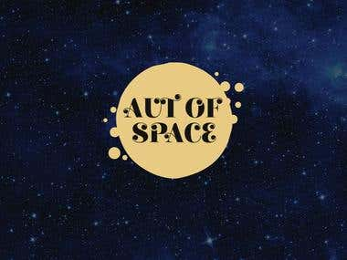 Logo Design - Aut of Space