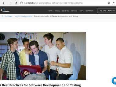7 Best Practices for Software Development and Testing