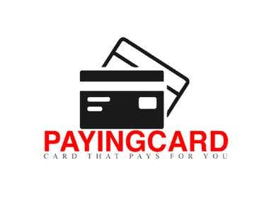 Paying card