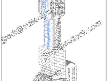 R2-D2 Leg (lego)