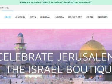 theisraelboutique
