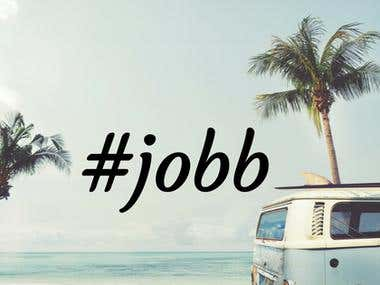 #JOBB - a website for helping people succeed online