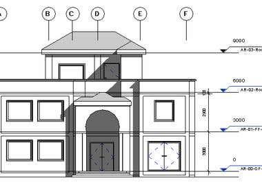 Revit 3D Modeling and Documentation