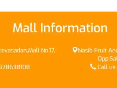 Online Fruit Store