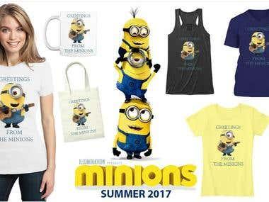 t-shirt & mugs