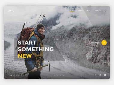 Web Design - Concept
