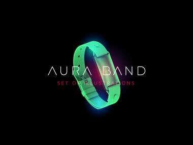 AURA BAND PROMOTION