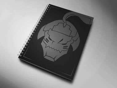 Fullmetal Alchimist Notebook