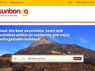 Sunbonoo - Magento