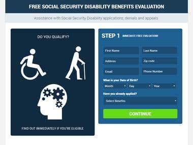 Disability help advocates