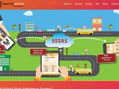 Smart School Store - PHP