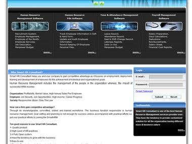 Smart HR Consultant Company
