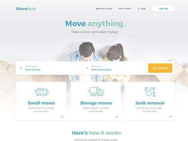 Moovhub-- Ruby on Rails development