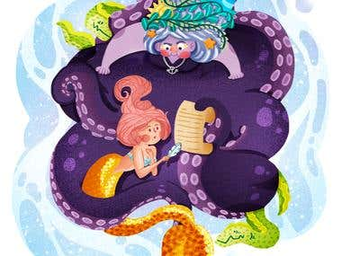 Classic Fairy Tales - The Little Mermaid