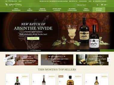 ABSINTHE (Shopify)