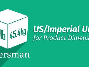 Odoo US/Imperial Product Module Upgradation