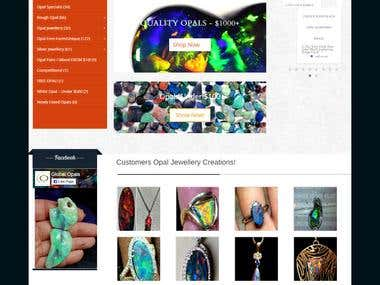 Online James & Jewelry Store