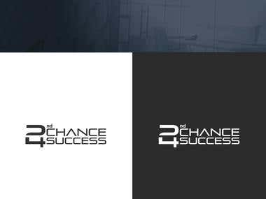 2nd Chance 4 success - logo identity