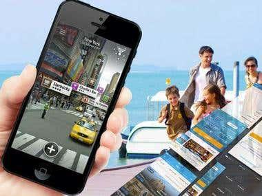 Travelzoo (Traveling app)
