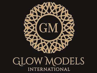 Glow Models Logo