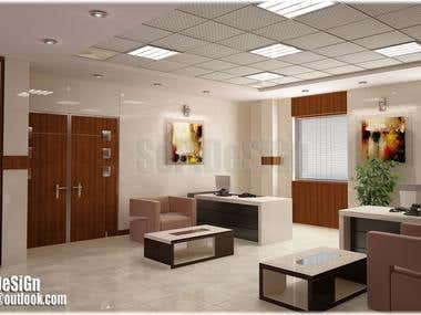 OFFICE SPACE AND CO-WORKING AREAS