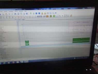 PLC communication via modbus