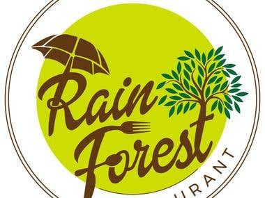 Rainforest Logo