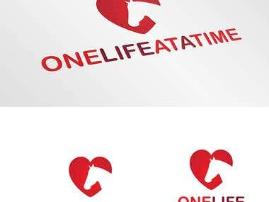 Once life at a time logo