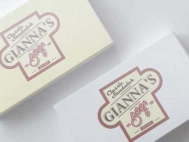 GIANNA'S BEEF