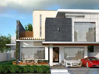 Mr.Nasir Saleem Residence