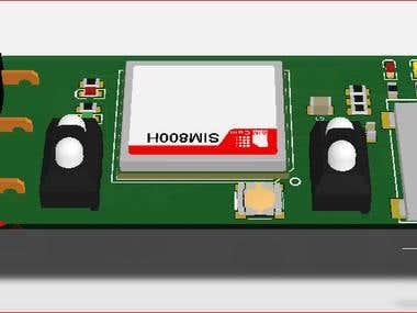 GSM Mailbox monitor