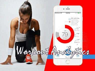 Fitness Tracking Mobile APP project