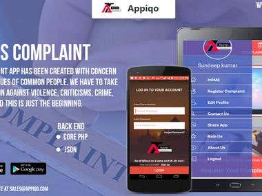 Yours Complaint - BJP Government App