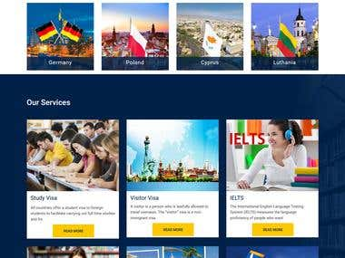 visa software (Oceans Across)