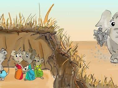 elephantastic stories